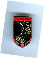 Expedition 28 ISS International Space Station Mission Lapel Pin Official NASA